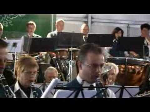 Pinksterconcert harmonie Stad Grave 2008