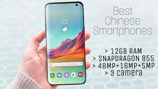 Best New Chinese Phones of 2019