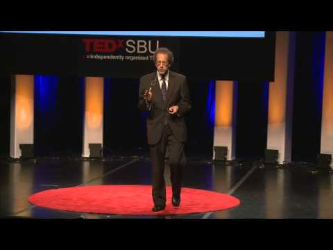 Finding a cure for newsmosis a civic disease ravaging America: Howard Schneider at TEDxSBU