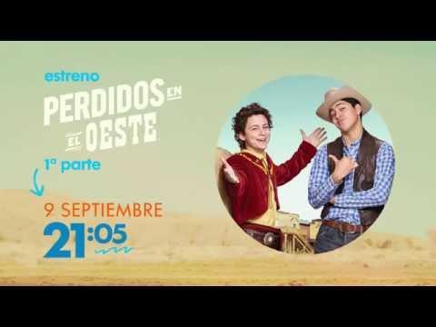 Estreno Perdidos en el Oeste - 1ª Parte I Nickelodeon - telecable