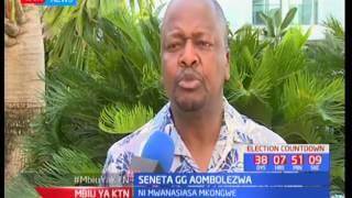 Seneta GG aombolezwa na wanasiasa wenzake: Mbiu ya KTN