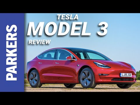 Tesla Model 3 Review Video