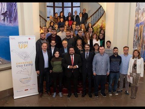 Diputación y CEEI consolidan el Move UP! con el que se han implantado 72 empresas en 38 municipios[;;;][;;;]
