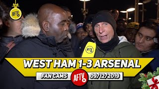 West Ham 1-3 Arsenal | Credit To Xhaka He Was Very Brave Tonight! (Lee Judges)