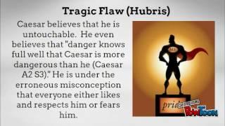 Julius Caesar's Tragic Hero Journey