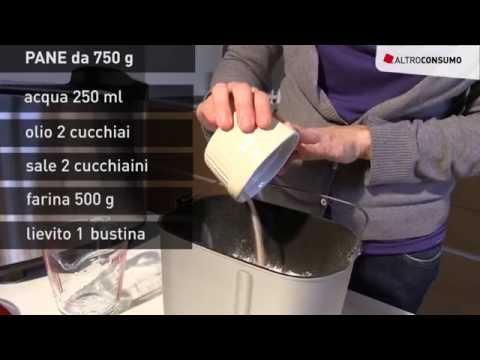 Come fare il pane in casa? Tutorial sull'uso della macchina del pane