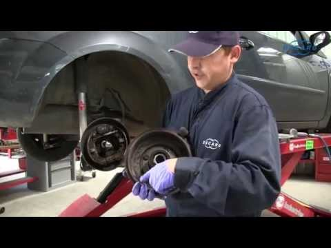 comment reparer frein a main scenic 2