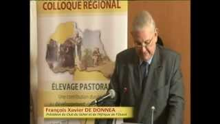 preview picture of video 'Colloque régional : L'élevage pastoral I (vidéo en français)'