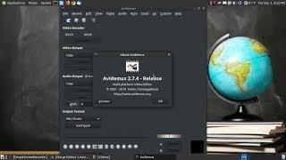 Merge Videos with Avidemux