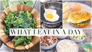 What I Eat In A Day! [CC]