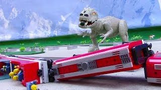 Dino Attacks Lego City Train