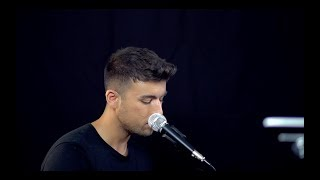 Umut Anil   Ist Da Jemand ( Acoustic Adel Tawil Cover)