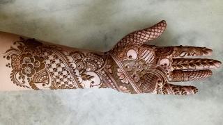 Video Khaleeji Henna Design 15