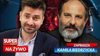 Krzysztof ŚMISZEK, ks. Tadeusz Isakowicz-Zaleski [NA ŻYWO] Super Raport