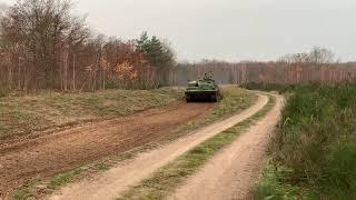 Video Panzer rollen wieder durch die Döberitzer Heide – aber für den Naturschutz (1)