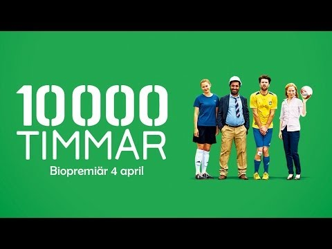 Video trailer för 10.000 timmar - officiell trailer