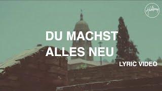 Du Machst Alles Neu - Lyric Video