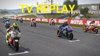 MotoGP 17 | CAREER RACE #56 | MotoGP | VALENCIA | TV REPLAY