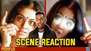 Manichitrathazhu vs Chandramukhi | Shobana vs Jyothika | Transformation Scene Reaction | PESHFlix