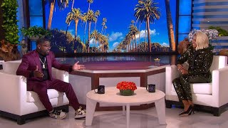 Lil Rel Howery Shows Off His Random Michael Jordan Impression