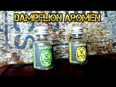 YouTube Video zu Dampflion Yellow Lion Aroma 20 ml