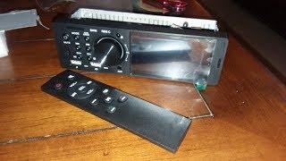 SWM 7805C Car Radio Video