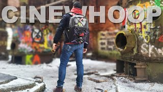 Savage Mill Winter Bando - FPV Freestyle Cinewhoop Cinematic