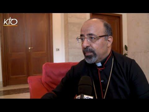 S.B. Ibrahim Sedrak : Convertir l'esprit du monde à la lumière du Christ