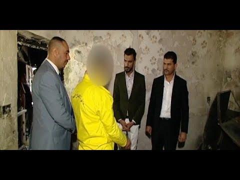 شاهد بالفيديو.. خلاف على مبلغ مالي دفعه لتنفيذ جريمة قتل