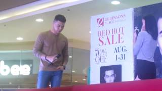 Daryl Ong - Stay (Robinsons Place Antipolo)