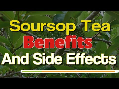 soursop fruit benefits and side effects