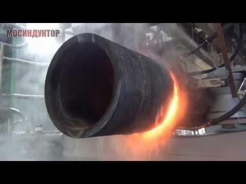 Запуск трубогибного стана на СЧ-400АВТ