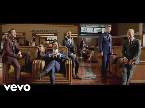 Backstreet Boys - Chances (Official Video)