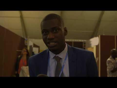 COP22: Lamine SAMAKÉ
