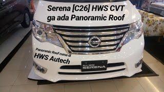 Nissan Serena [C26] Highway Star CVT - Indonesia