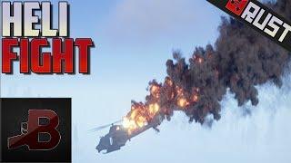 Fun Heli Fight - Rust
