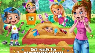 "Babysitter Mania Kids Game ""TabTale Casual"" Android Gameplay Video"