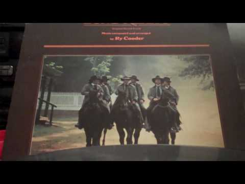 "RY COODER ""I'M A GOOD OLD REBEL"" THE LONG RIDERS by MAJOR JAMES INNES RANDOLPH"