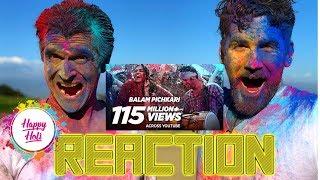 BALAM PICHKARI Music Video Reaction!