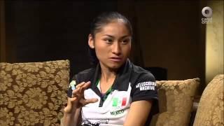 Conversando con Cristina Pacheco - María González