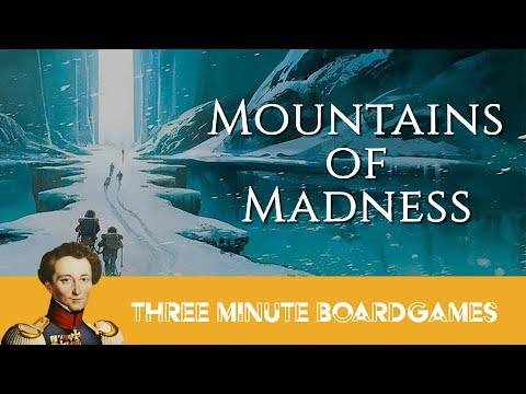 Mountains of Madness in about 3 minutes