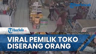 Viral Video Pemilik Toko di Bengkulu Ditikam Orang Tak Dikenal, Pelaku Disebut Menyerahkan Diri