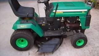 1994 KGro Lawn Tractor - Model LT4218A