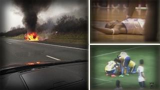 Tödliche Sportunfälle - Mit Kamera Aufgenommen
