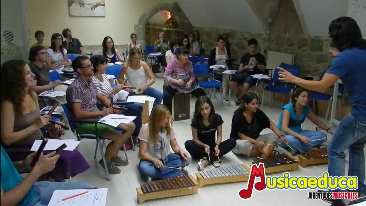"""Acompañamiento de """"De pianissimo a fortissimo"""" - Pecubón"""