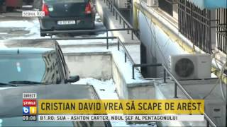 Cristian David la ICCJ