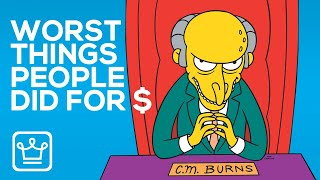 15 WORST Things People Have Done For MONEY