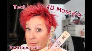 Test 4D Mascara- was ist das? #wirrapunzeln, #wirbleibenzuhause