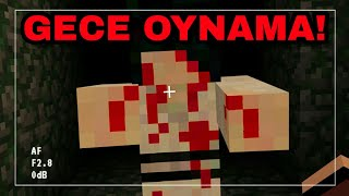 MİNECRAFTIN EN KORKUNÇ HARİTASINI OYNADIM! MCPE Minecraft PE Türkçe