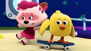 Ми-ми-мишки - Пропажа Цыпы - Премьера - Серия 105 - мультики для детей